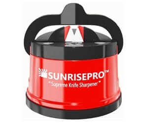 best electric knife sharpener,electric knife sharpener reviews,electric knife sharpener amazon,sunrisepro supreme knife sharpener