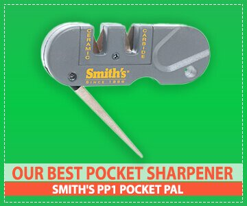 best pocket sharpener