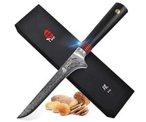 best boning knife,boning knife reviews,boning knife amazon,tuo cutlery,tuo cutlery review